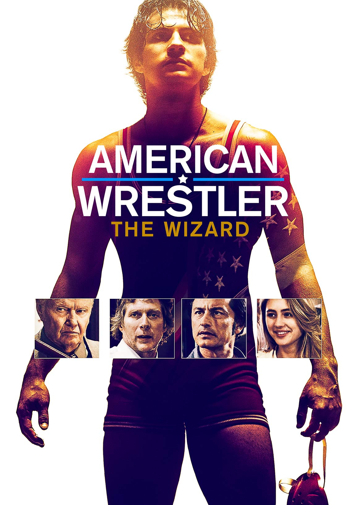 American Wrestler: The Wizard Poster #1