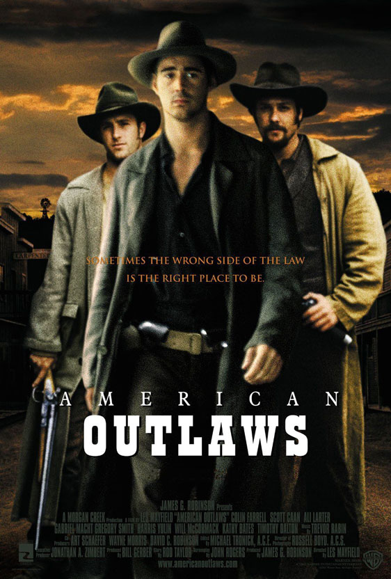 American Outlaws Poster #2