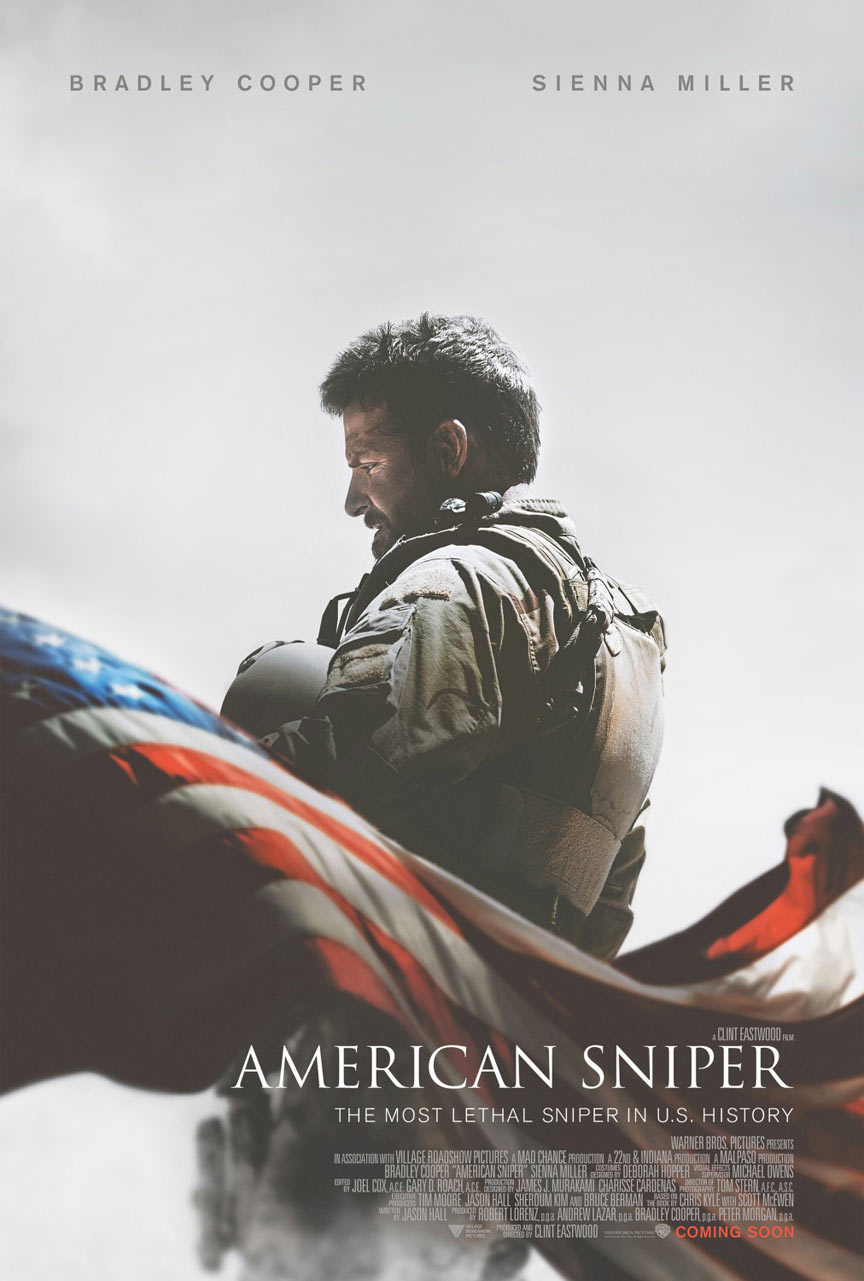 American Sniper Poster #1