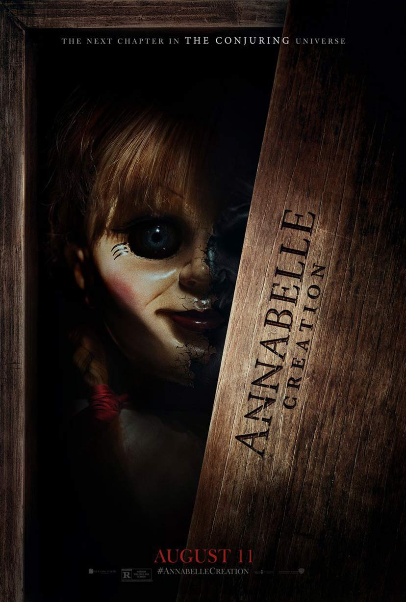 Annabelle: Creation Poster #2