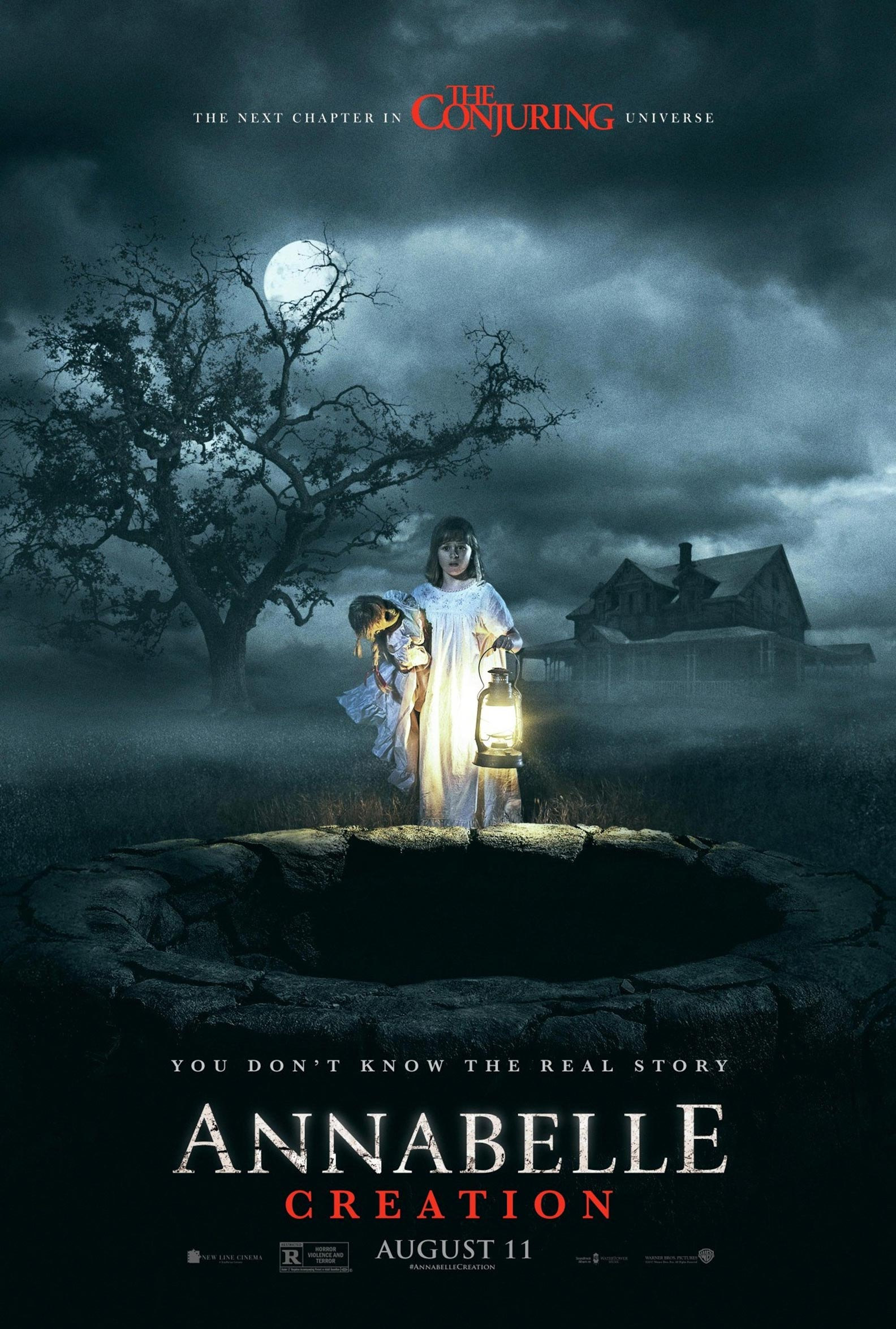 Annabelle: Creation Poster #3