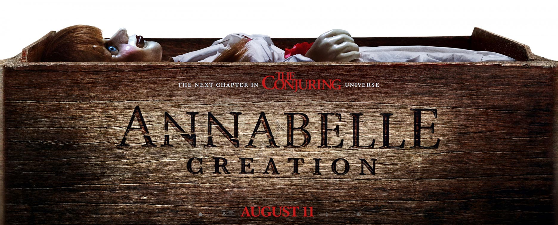 Annabelle: Creation Poster #4