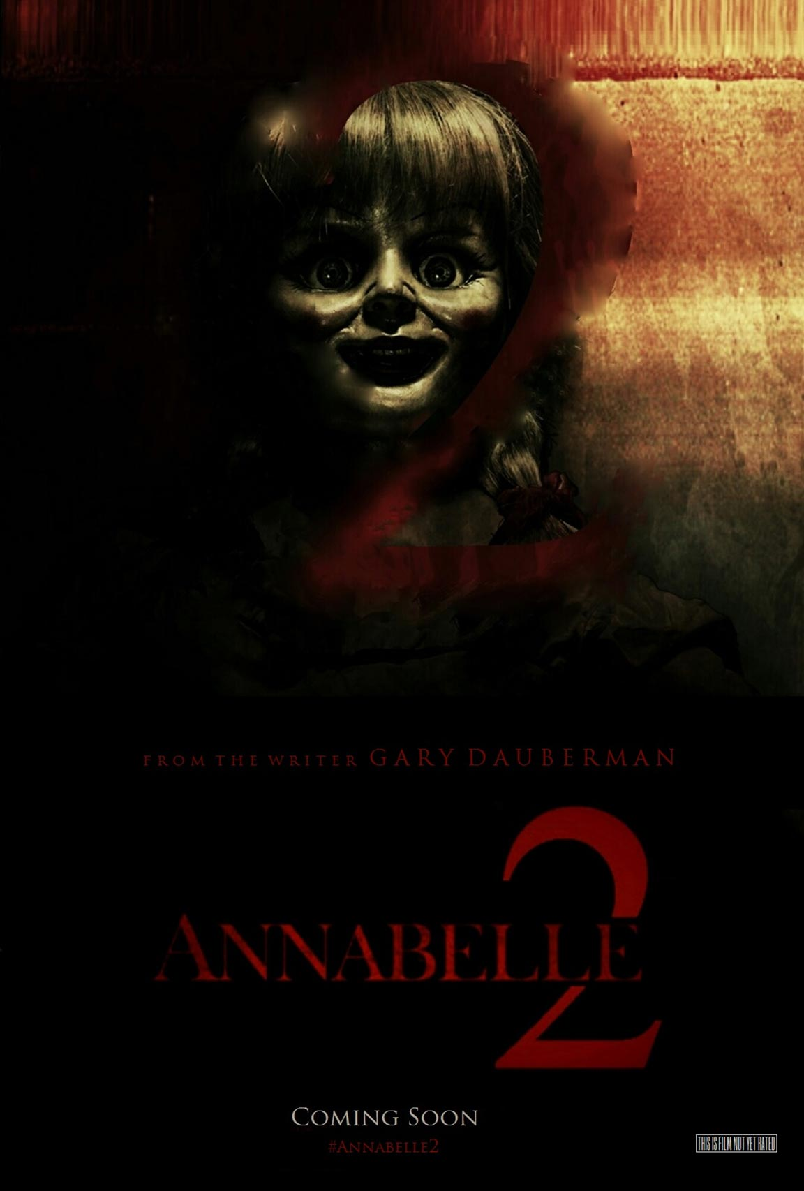 Annabelle: Creation Poster #1
