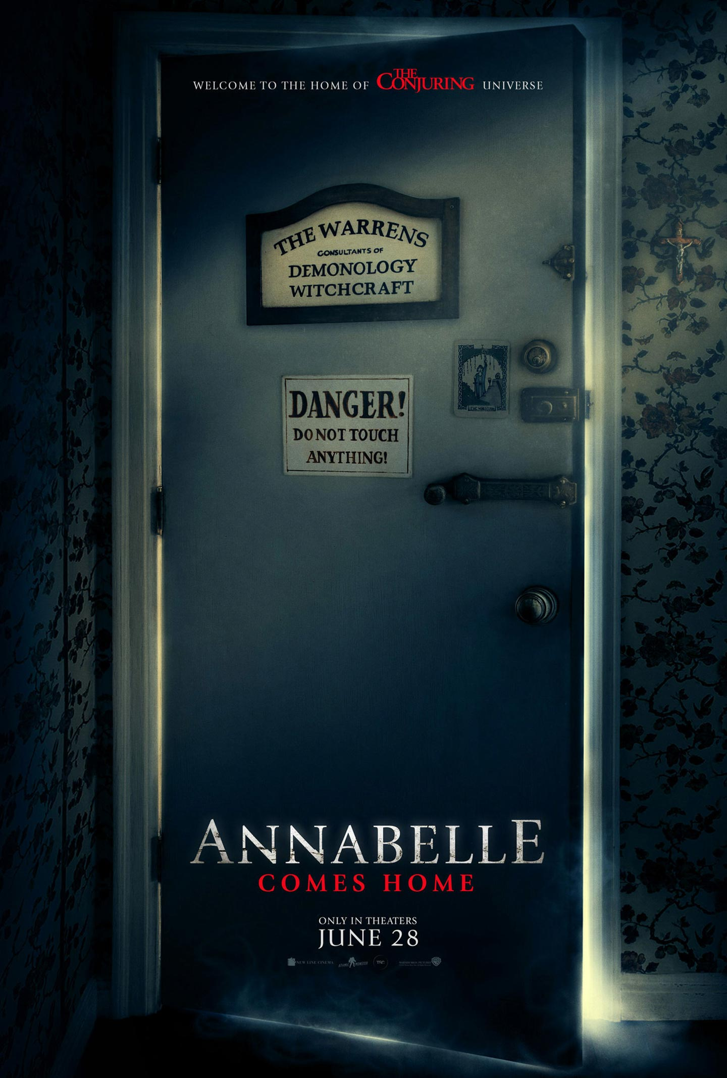 Annabelle Comes Home Poster #1