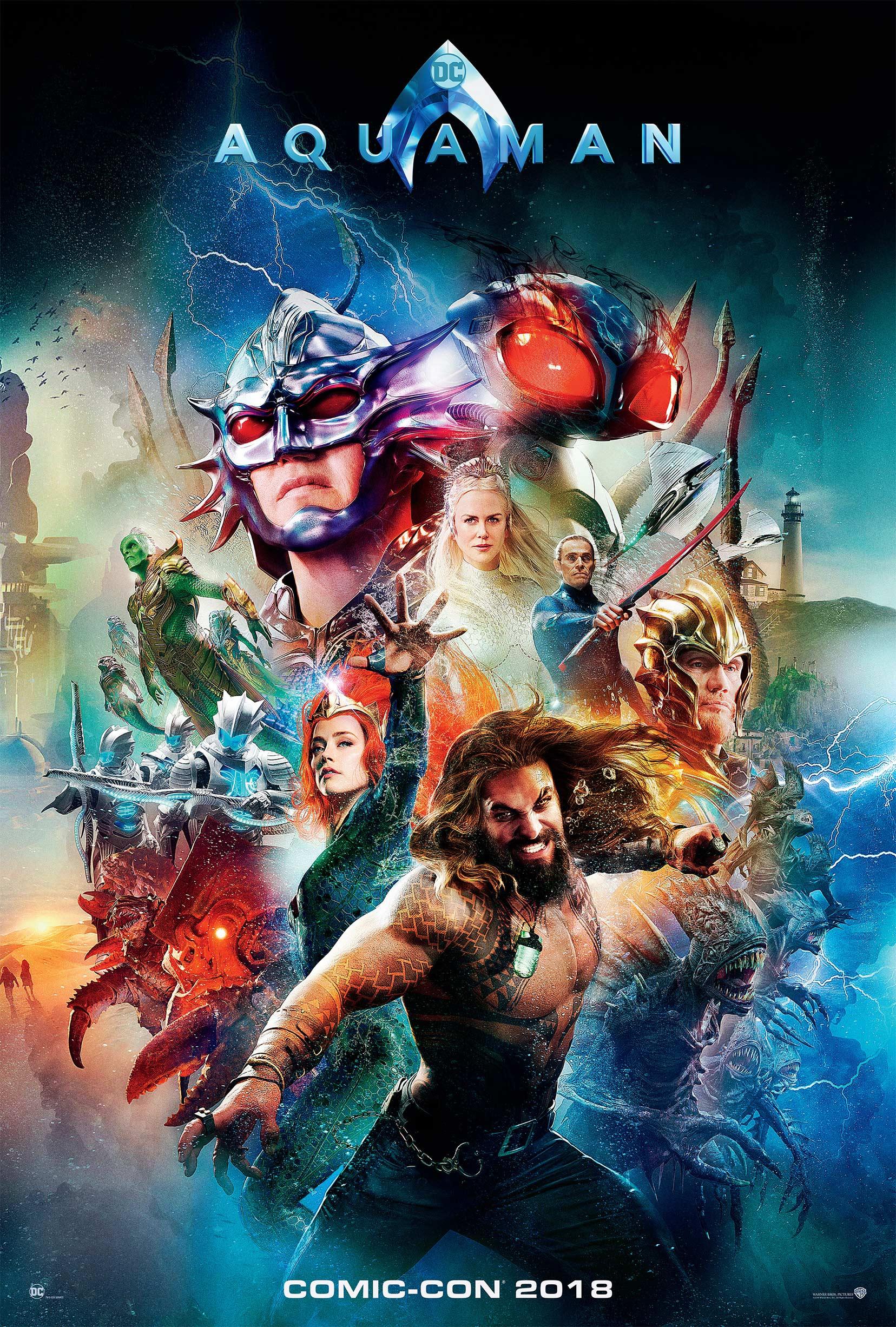 Aquaman Poster #2