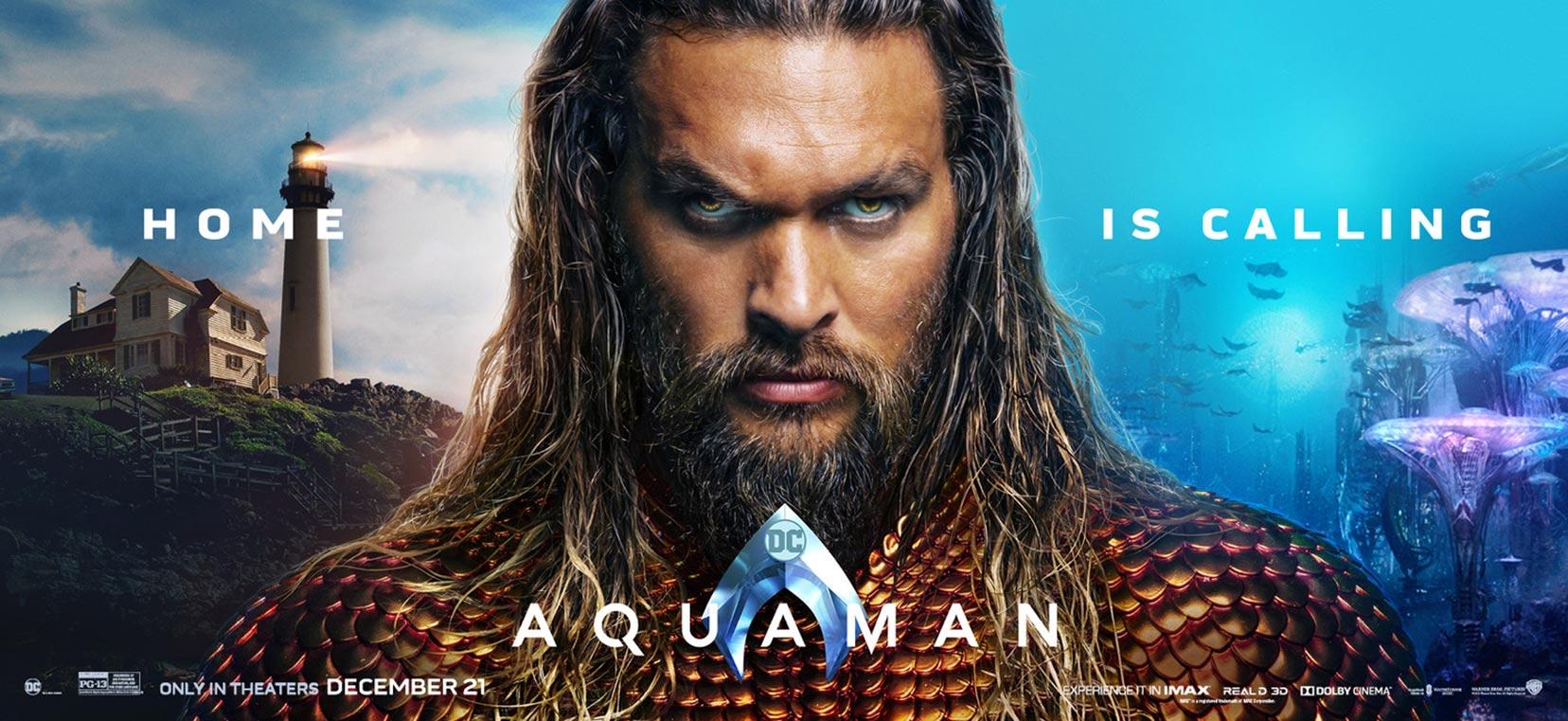 Aquaman Poster #5