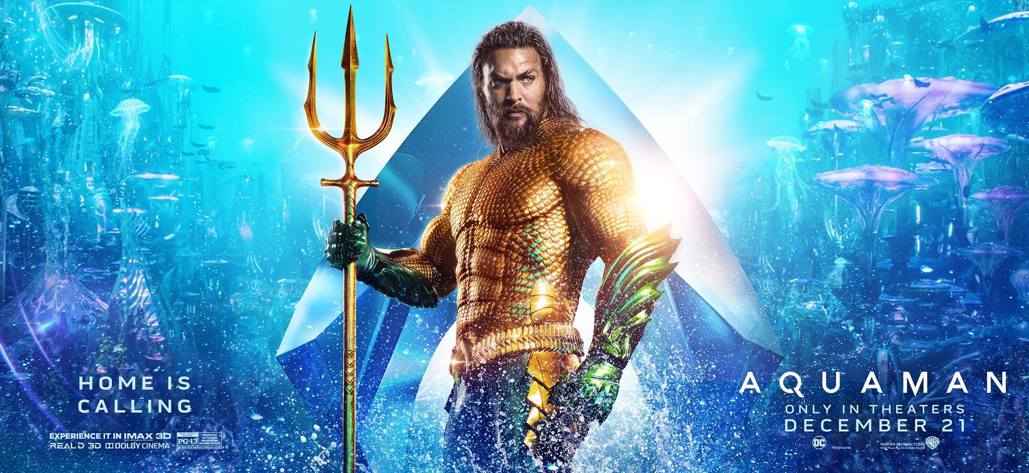 Aquaman Poster #6