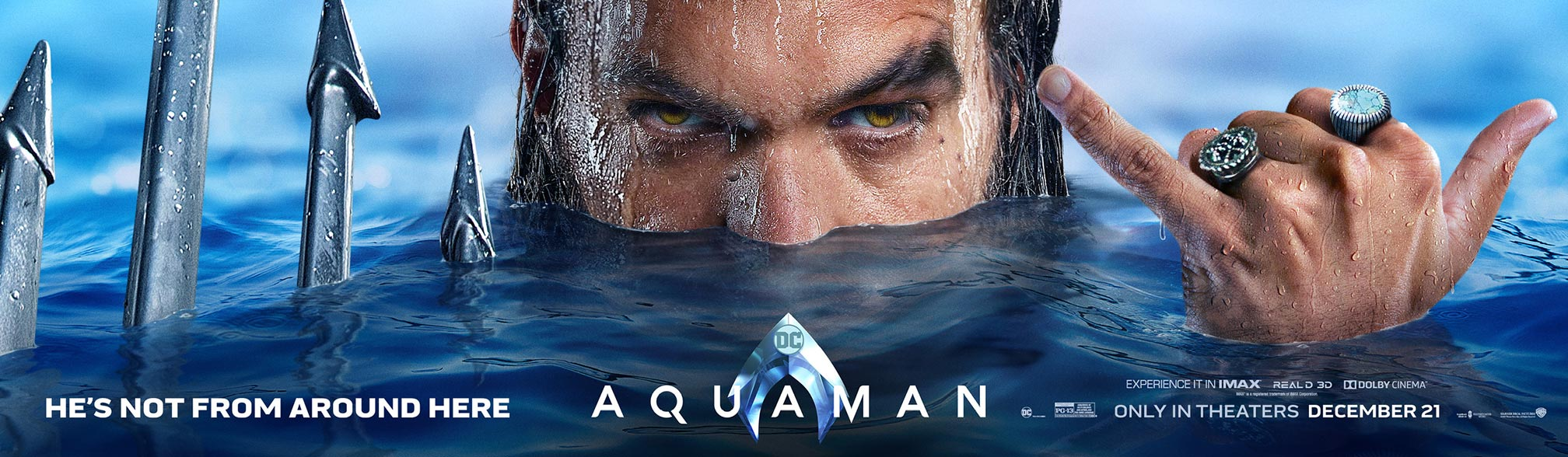 Aquaman Poster #7