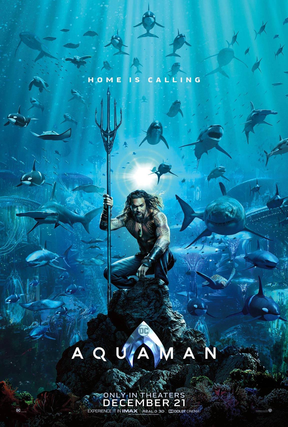 Aquaman Poster #1