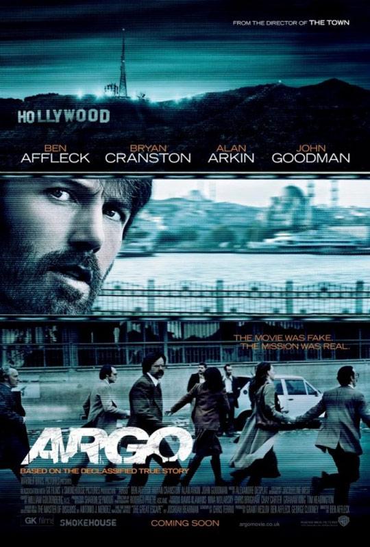 Argo Poster #2