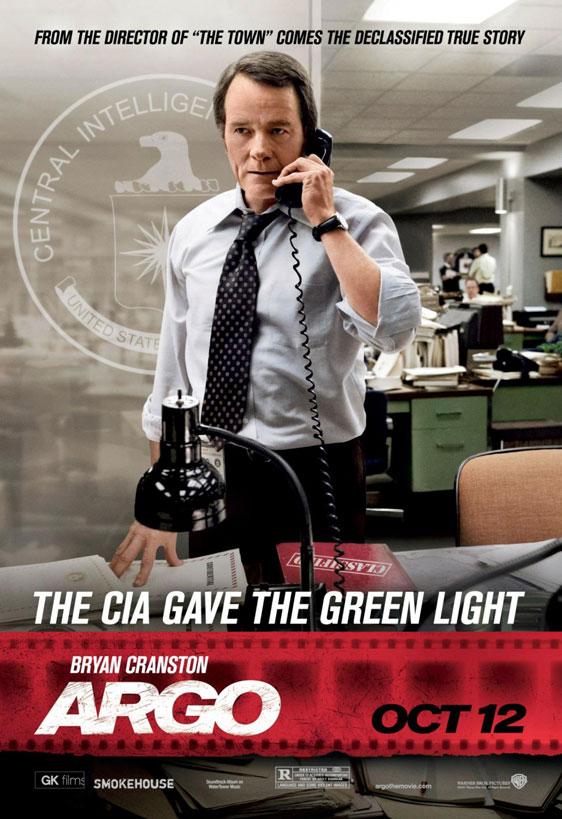 Argo Poster #4