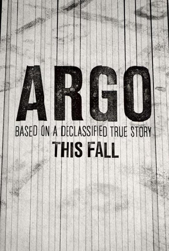 Argo Poster #1