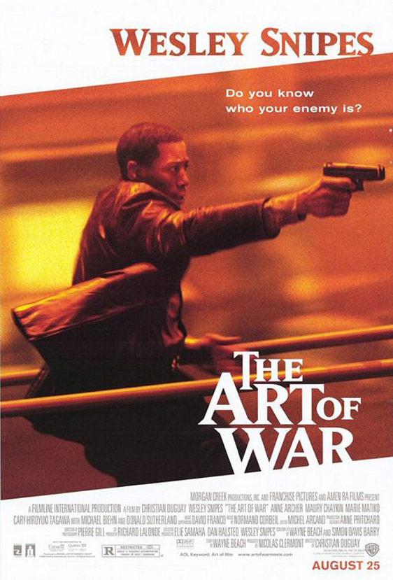 The Art of War Poster #1