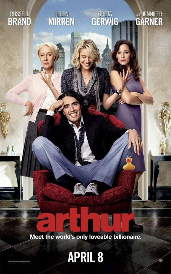 Arthur Poster #2