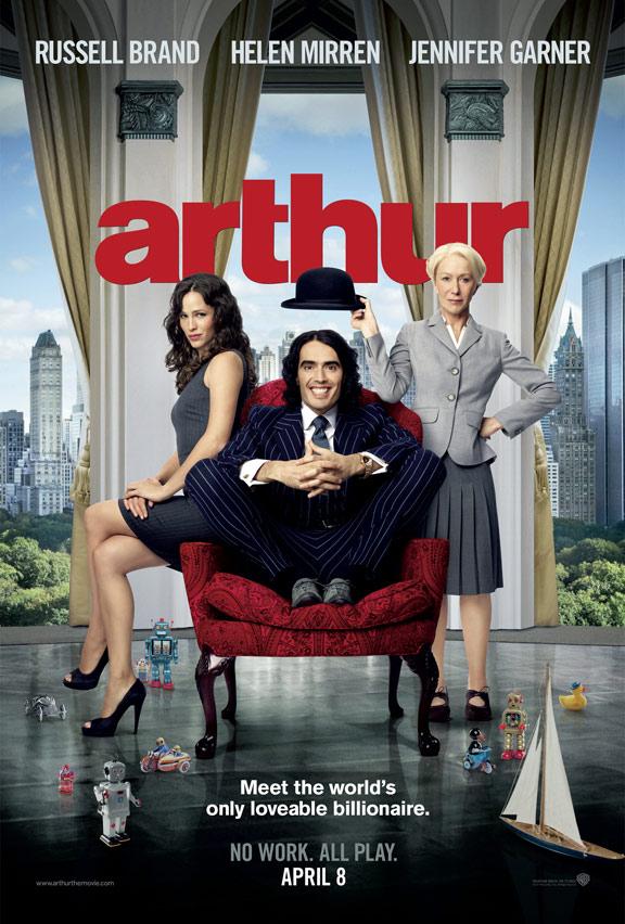 Arthur Poster #1