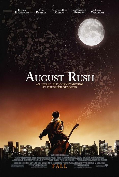 August Rush Poster #1