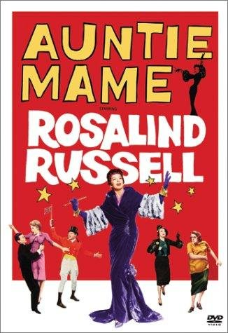 Auntie Mame Poster #1