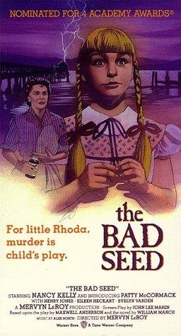 The Bad Seed Poster #1