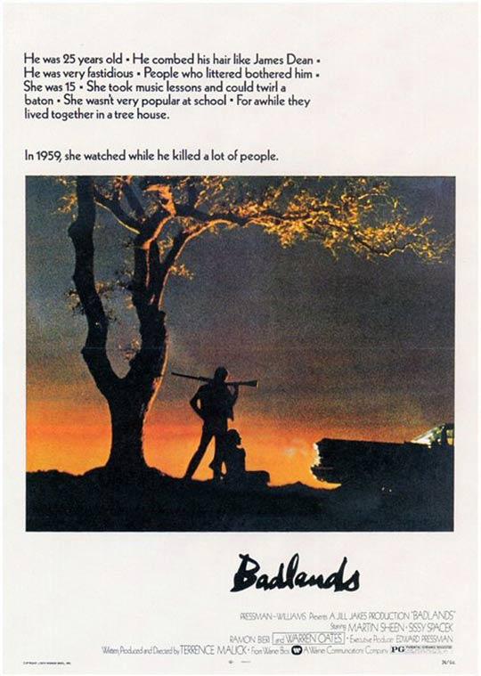Badlands Poster #1