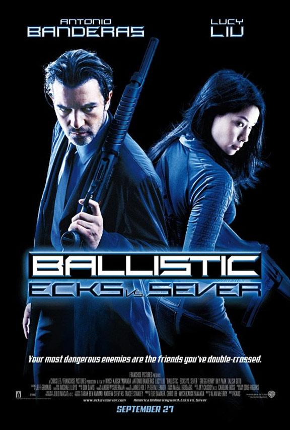 Ballistic: Ecks vs. Sever Poster #1