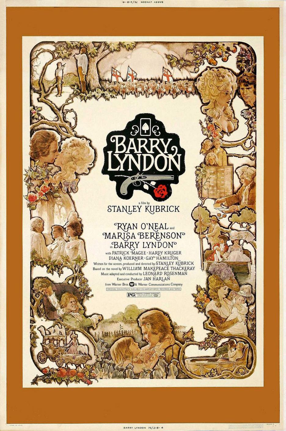 Barry Lyndon Poster #2