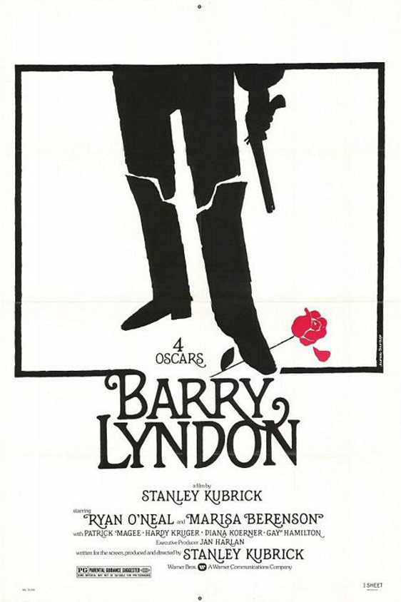 Barry Lyndon Poster #1