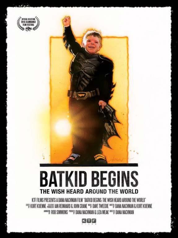 Batkid Begins Poster #2