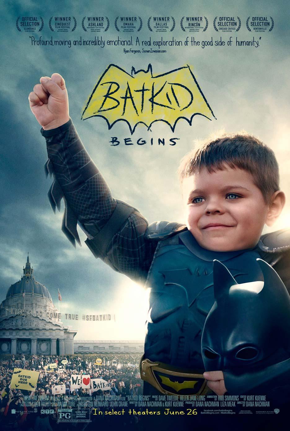 Batkid Begins Poster #1