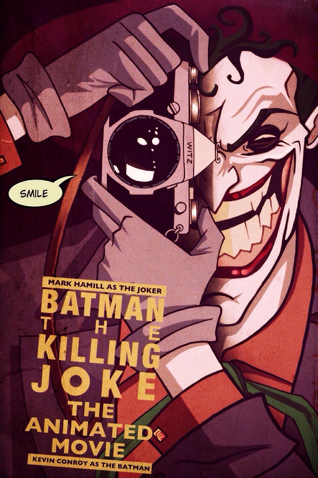 Batman: The Killing Joke Poster #1