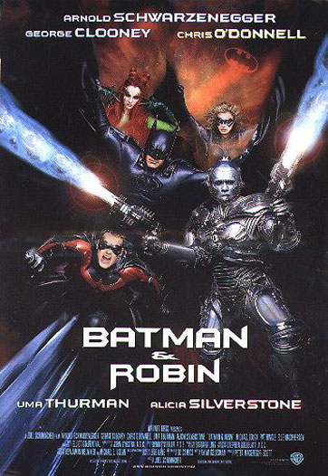 Batman & Robin Poster #2