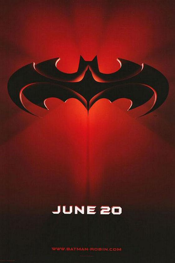 Batman & Robin Poster #3