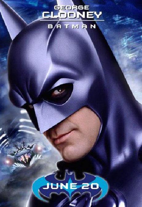 Batman & Robin Poster #6