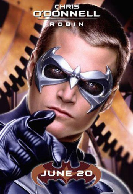 Batman & Robin Poster #7