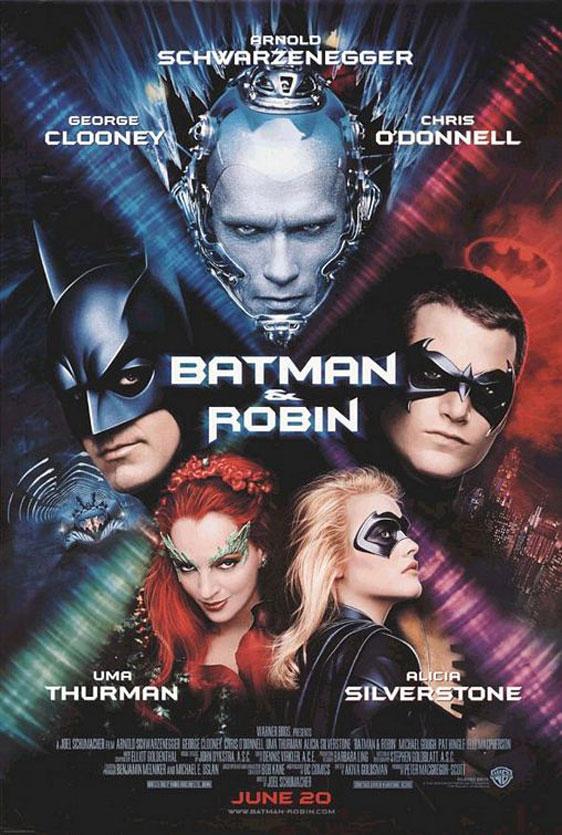 Batman & Robin Poster #1