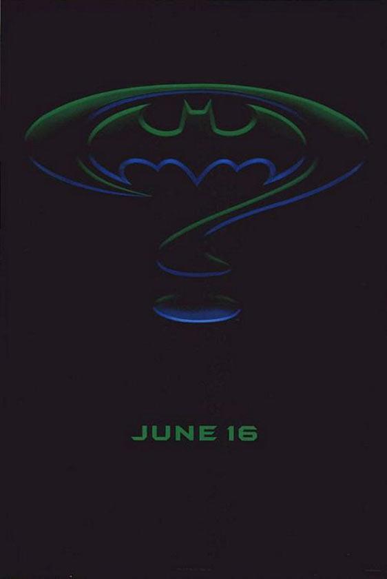Batman Forever Poster #2
