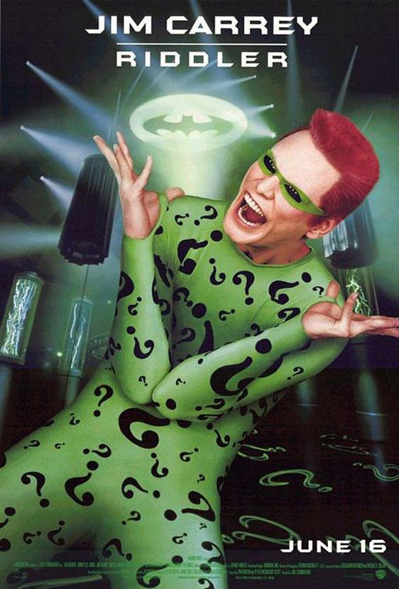 Batman Forever Poster #3