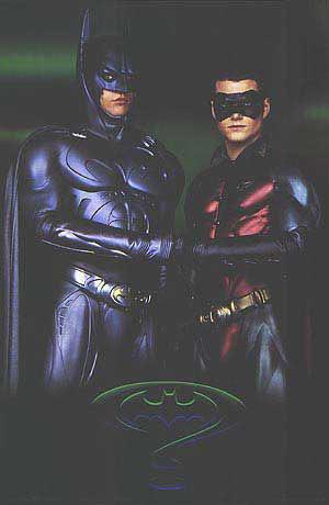 Batman Forever Poster #5