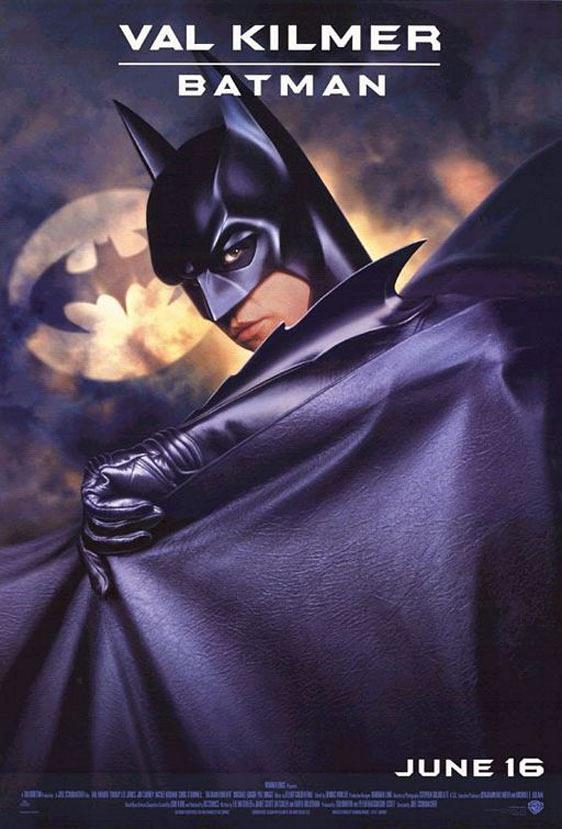 batman forever  1995  poster  1