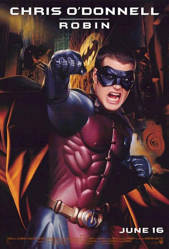 Batman Forever Poster #8