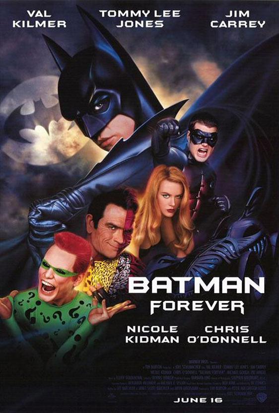 Batman Forever Poster #1