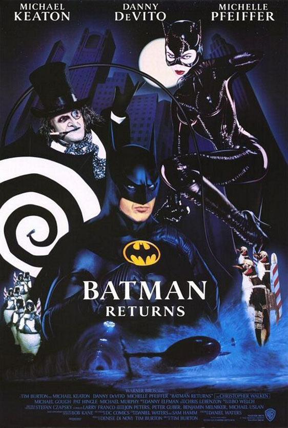 Batman Returns Poster #3