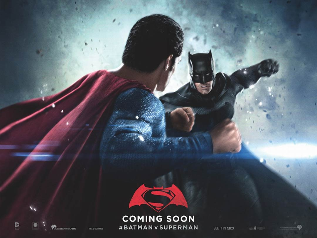 Batman v Superman: Dawn of Justice Poster #10
