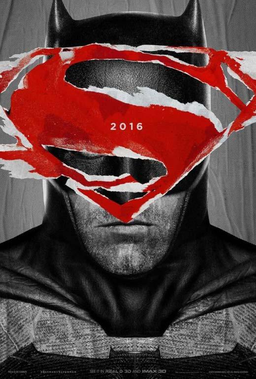 Batman v Superman: Dawn of Justice Poster #2