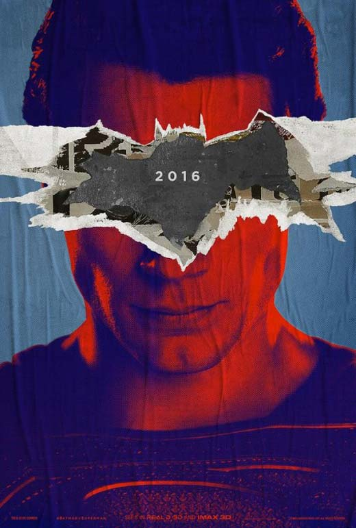 Batman v Superman: Dawn of Justice Poster #3