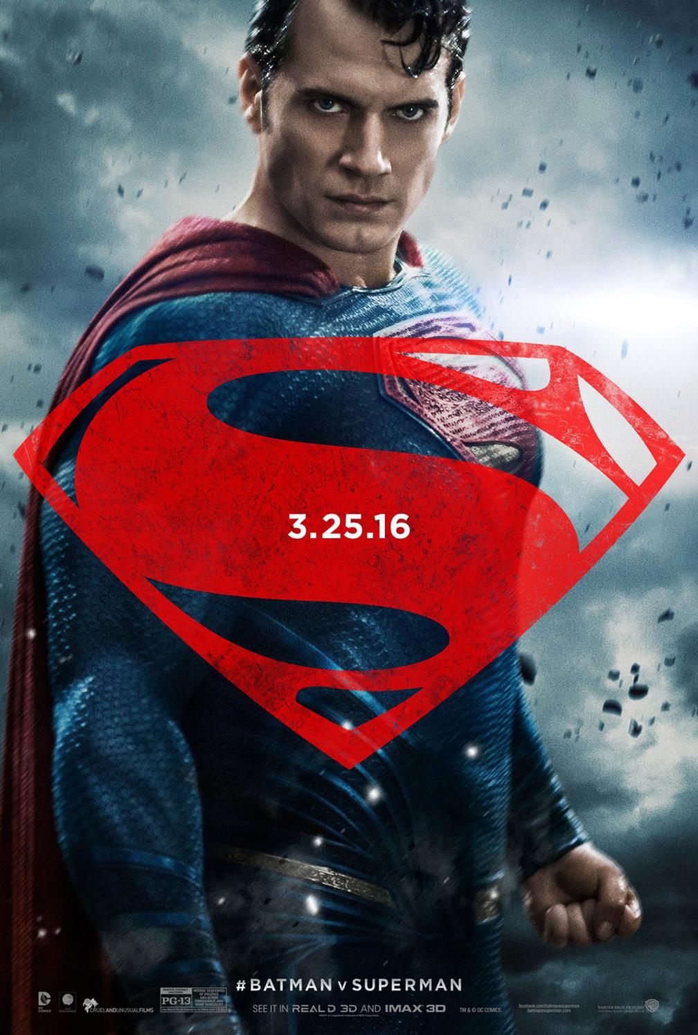 Batman v Superman: Dawn of Justice Poster #5
