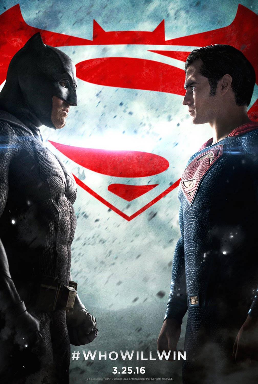 Batman v Superman: Dawn of Justice Poster #8