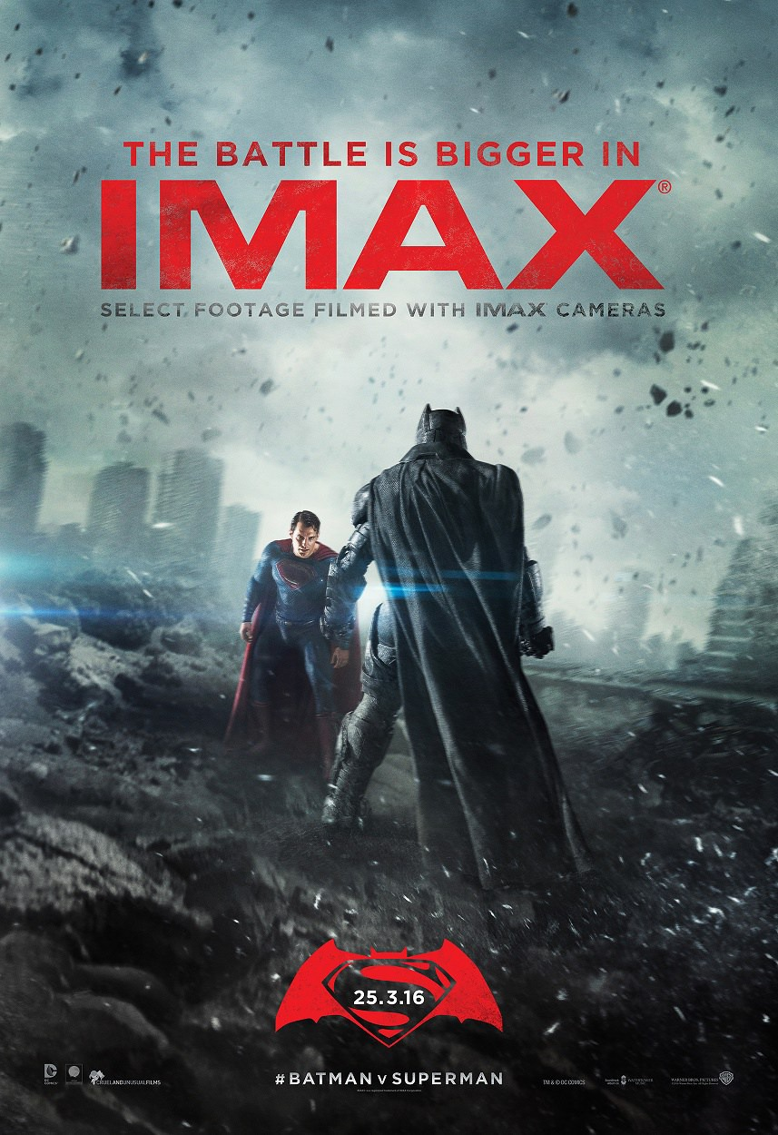 Batman v Superman: Dawn of Justice Poster #9