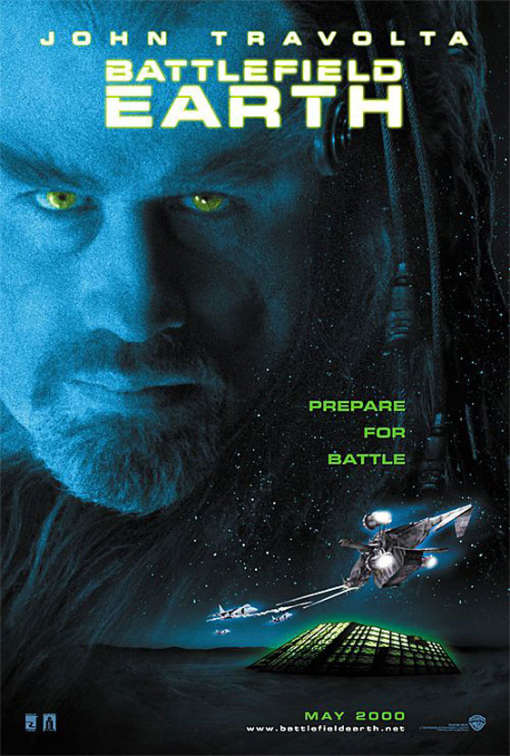 Battlefield Earth Poster #1