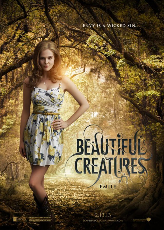 Beautiful Creatures Poster #11