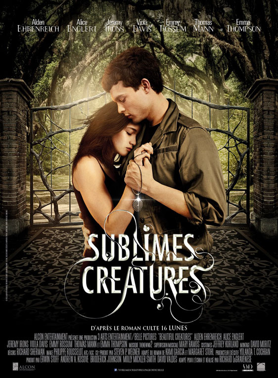 Beautiful Creatures Poster #12